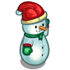 Inflatable Snowman-icon