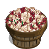 Milky Strawberries Bushel-icon