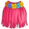 Pink Grass Skirt Costume-icon