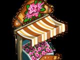 Pink Myrtle Flower