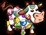 Sticker Cow
