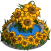 Sunflower Fountain-icon