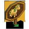 Daffodil Pony Mastery Sign-icon