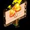 Firelight Mushroom Mastery Sign-icon