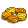 Flower Coin-icon