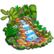 Garden Waterfall-icon