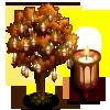 Giant Halloween Lantern Tree-icon