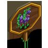 Grape Unicorn Mastery Sign-icon