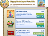 Happy Birthday to FarmVille
