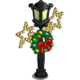 Holiday Lamp Post-icon