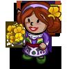 Irish Girl Gnome-icon