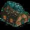 Log House-icon
