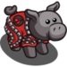 Studded Leather Pig-icon