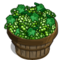 White Grapes Bushel-icon