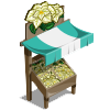 White Poinsettia Stall-icon