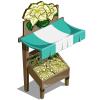 White Poinsettia Stall-icon