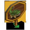 Ankylosaurus Mastery Sign-icon