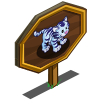 Blue Tiger Mastery Sign-icon