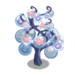 Bubble Flower Tree-icon