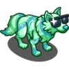 Cool Mint Coyote-icon
