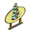 North Pole Tree Mastery Sign-icon