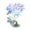 Water Crystal Tree-icon