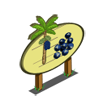 Acai Tree Mastery Sign-icon
