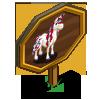 American Unicorn Mastery Sign-icon