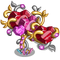 Crystal Heart Tree-icon