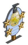 Daffodil Lotion 4 Star Mastery Sign-icon