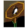 Fiordland Penguin Mastery Sign-icon