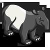 Malayan Tapir-icon