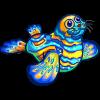 Mandrin Coloured Seal-icon