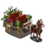 Ornate Carriage-icon