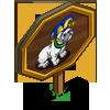 Prankster Bulldog Mastery Sign-icon