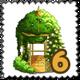Starlight Gazebo Stamp-icon