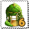 Starlight Gazebo Stamp-icon
