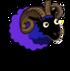 Ultramarine Bluish Violet Ram-icon
