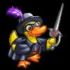 Vigilante Duck-icon