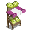 Yellow Melon Stall-icon