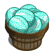 Aqua Cantaloupe Bushel-icon