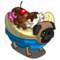 Banana Split Dog-icon