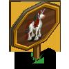 Black Rose Unicorn Mastery Sign-icon