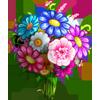 Cosmos Flowers-icon