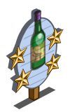Dry Sake 4 Star Mastery Sign-icon