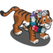 Earth Day Tiger-icon