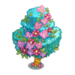 Frosted Butterfly Tree-icon