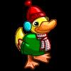Jade Plaid Duck-icon