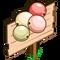 White Cranberry Mastery Sign-icon