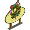 4th Birthday Party Tree Mastery Sign-icon